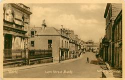 LOW STREET, angled to the left
