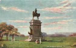 THE ROBERTS' STATUE