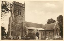 ST. SWITHUN'S CHURCH