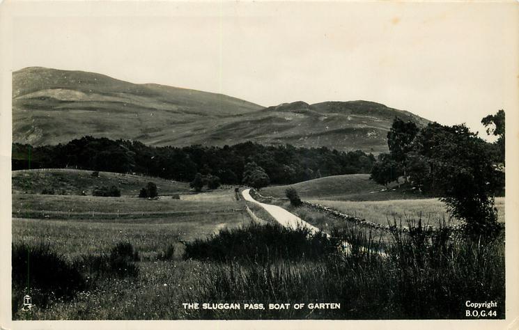 THE SLUGGAN PASS