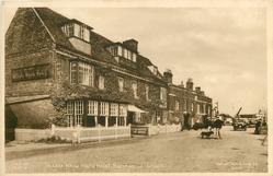 YE OLDE WHITE HART HOTEL