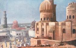 TOMBS OF THE MAMELUKES, CAIRO