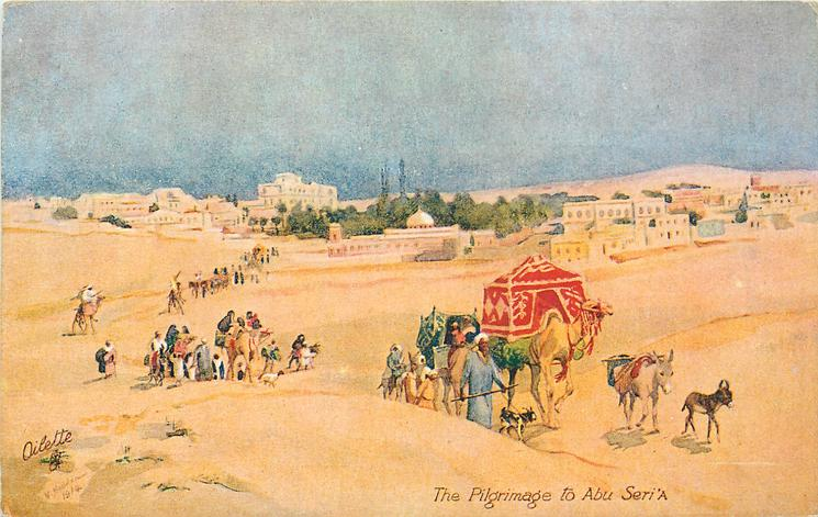 THE PILGRIMAGE TO ABU SERI'A