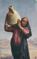 WOMAN WATER CARRIER