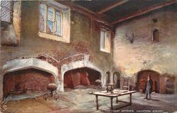 THE GREAT KITCHEN, HAMPTON COURT