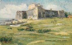ANAMABO FORT