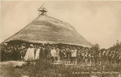 C.M.S. CHURCH, PANYAM, BAUCHI PLATEAU