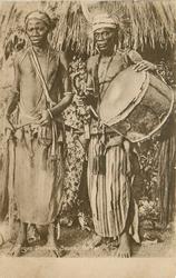 ANGAS DANCERS, BAUCHI PLATEAU