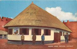 SIERRA LEONE PAVILION, WEMBLEY