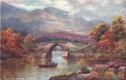 BRICKEEN BRIDGE