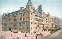 GENERAL POST OFFICE, STANDARD BANK AND ADDERLEY STREET