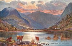 LOWER LAKE, GLENDALOUGH