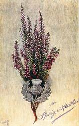 A SPRIG O' HEATHER