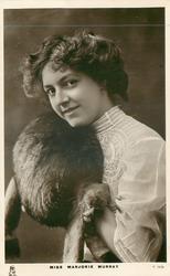 MISS MARJORIE MURRAY