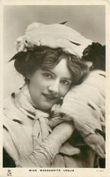 MISS MARGUERITE LESLIE