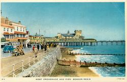 WEST PROMENADE AND PIER