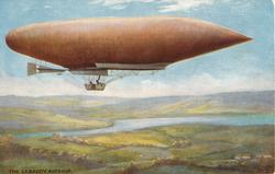 THE LEBAUDY AIRSHIP