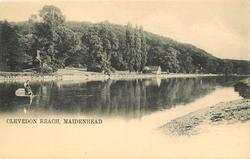 CLEVEDON REACH, MAIDENHEAD