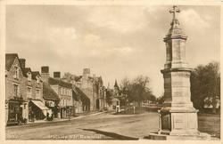 BRACKLEY WAR MEMORIAL