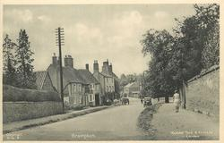 BRAMPTON  village street