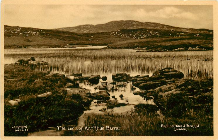 THE LOCH OF AN-RHUE