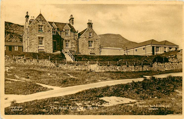 THE HOTEL, CASTLE BAY
