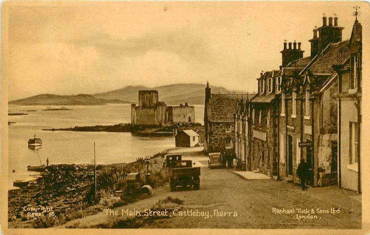 THE MAIN STREET, CASTLEBAY
