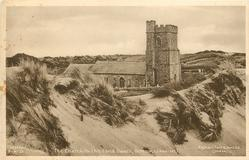 THE CHURCH IN THE SAND DUNES
