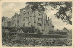 BORWICK HALL, NEAR CARNFORTH