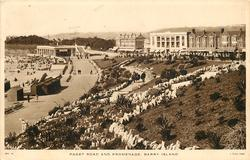 PAGET ROAD AND PROMENADE, BARRY ISLAND