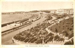 THE PROMENADE, BARRY ISLAND