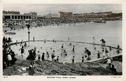BATHING POOL, BARRY ISLAND
