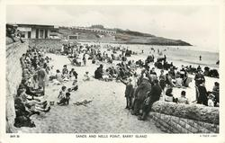 SANDS AND NELLS POINT, BARRY ISLAND