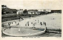 COLD KNAP SWIMMING POOL, BARRY