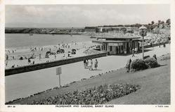 PROMENADE AND GARDENS, BARRY ISLAND