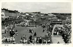 THE PROMENADE AND GARDENS, BARRY ISLAND