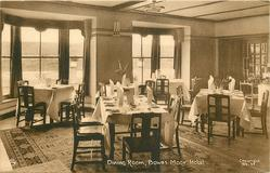 DINING ROOM, BOWES MOOR HOTEL