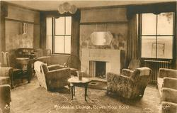RESIDENTIAL LOUNGE, BOWES MOOR HOTEL