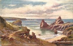 KYNANCE COVE, LIZARD