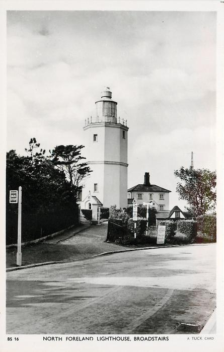 NORTH FORELAND LIGHTHOUSE