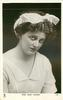 MISS JEAN AYLWIN  head & chest. Facing slightly right looking front, white hair band tied in bow