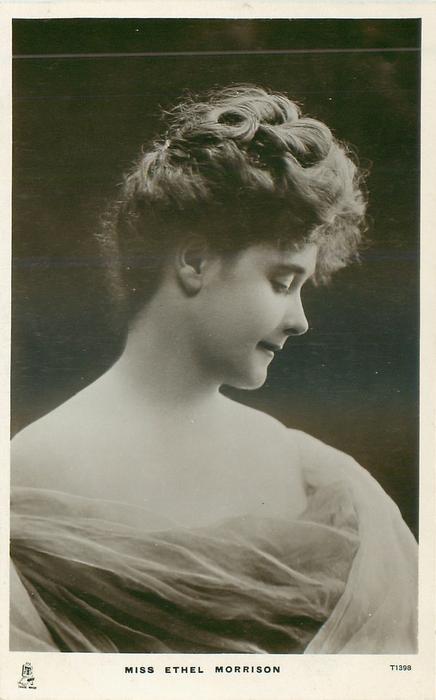 MISS ETHEL MORRISON