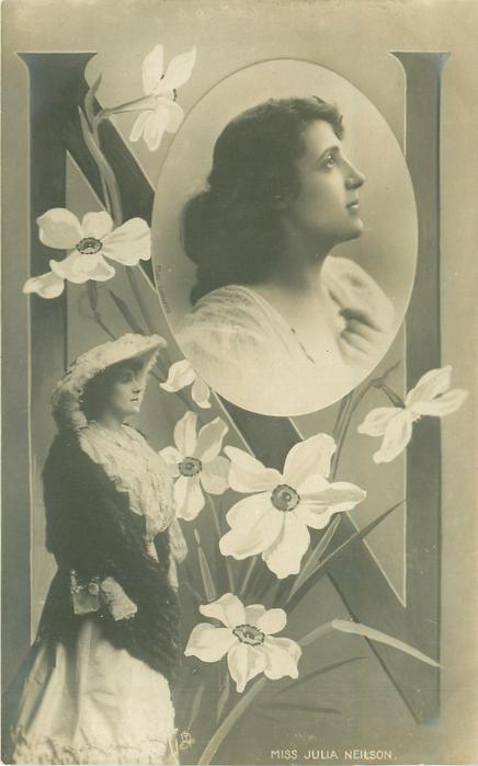 N, MISS JULIA NEILSON