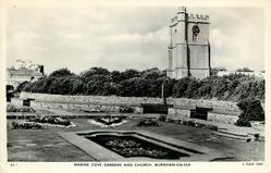 MARINE COVE GARDENS AND CHURCH