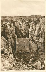 ST. GOVAN'S CHAPEL, exterior