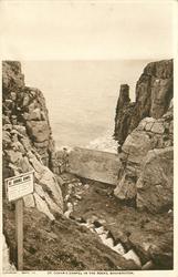 ST. GOVAN'S CHAPEL IN THE ROCKS