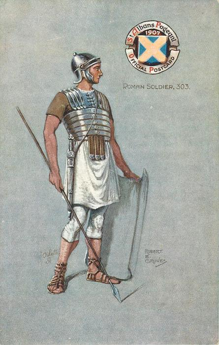 ROMAN SOLDIER,303