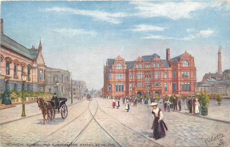 TECHNICAL SCHOOL, AND CORPORATION STREET