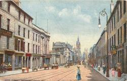 UNION STREET, (LOOKING EAST)