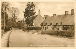 THE OLD THATCHED COTTAGES